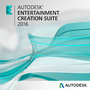 Autodesk Entertainment Creation Suite Ultimate 2016